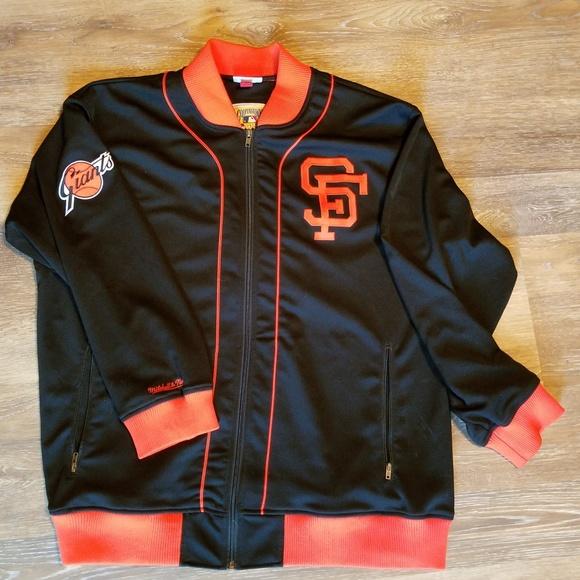 645cefe3ab1 Mitchell   Ness Jackets   Coats